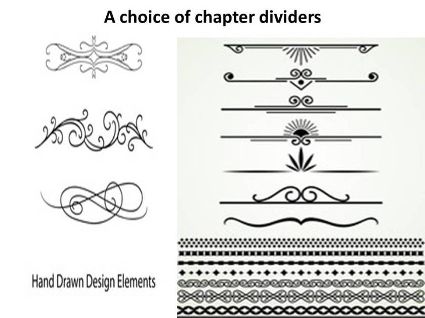 chapterdividers